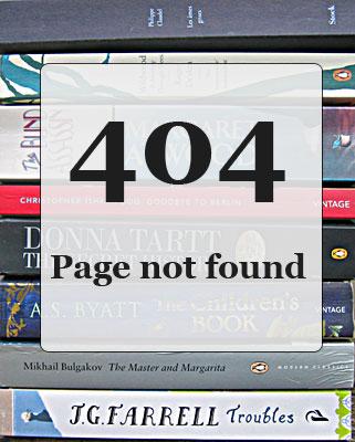 Book pile 404 image for The Modern Novel
